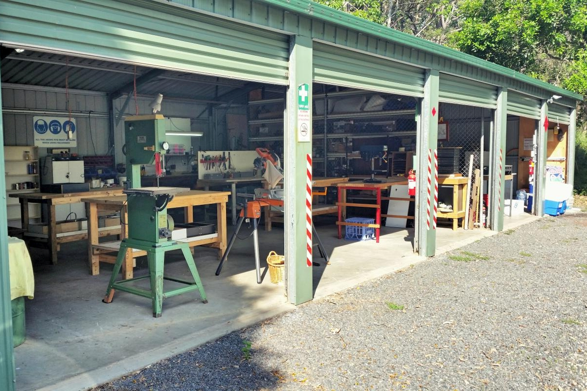 Original Caloundra Mens Shed